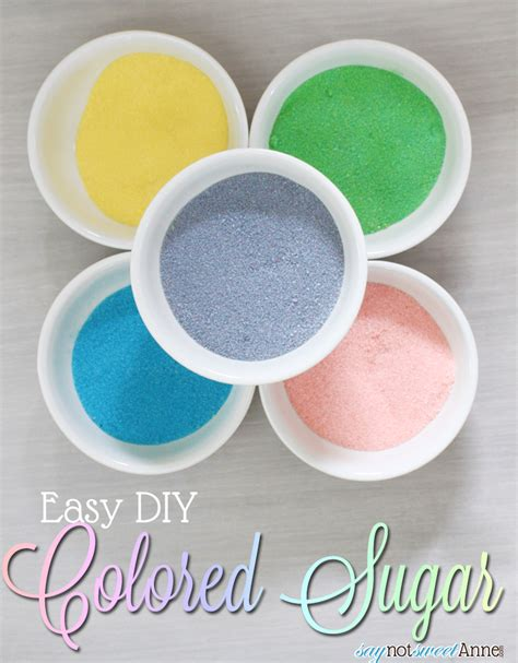 how to make colored sugar how to make colored sugar sweet crafted designs