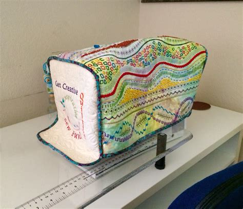 you have to see get creative sewing machine cover by marjorievw