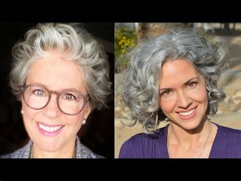 one length hairstylefor 60 year olds magnificent short haircuts for older women with curly hair