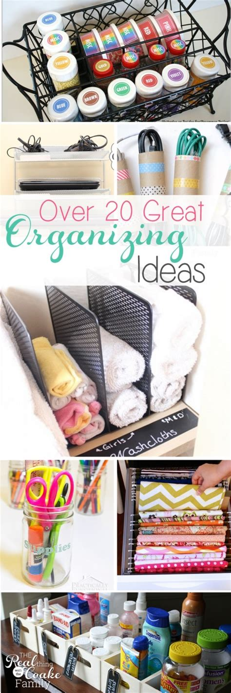 organize my house over 20 great ways to get organized in 2015