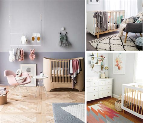 Trendy Nursery Decor Nursery Trends 2017 Interiors