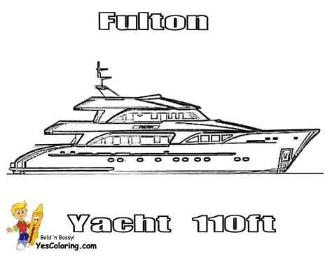 coloring pages yacht free coloring pages of boats and ships