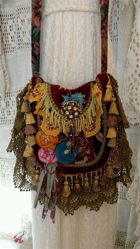 Handmade Boho Bags - best 25 handmade fabric bags ideas on