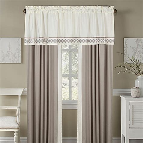 bed bath and beyond window treatments ashlyn window treatments bed bath beyond