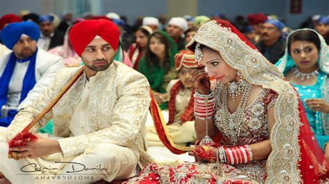 wedding in punjabi best punjabi sikh wedding amazing couples