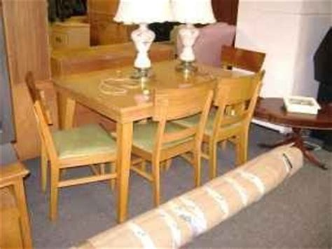 1950s wood dining table and chairs 93 best images about 1950 s blond furniture on