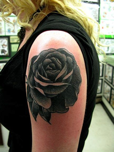 black rose tattoo south beach black roses cover up cover tat for tat