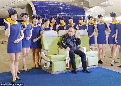 best union company hostess japanese airline skymark s new stewardess