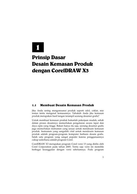 desain kemasan produk ppt desain kemasan produk dengan coreldraw x3