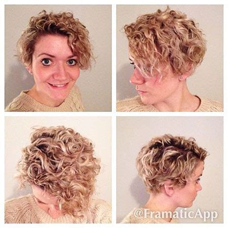 25+ latest short curly hairstyles for fun style | short