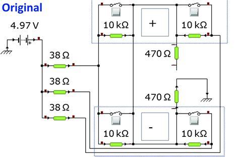 resistor ladder analysis resistor ladder circuit 28 images digital to analog conversion digital circuits worksheets