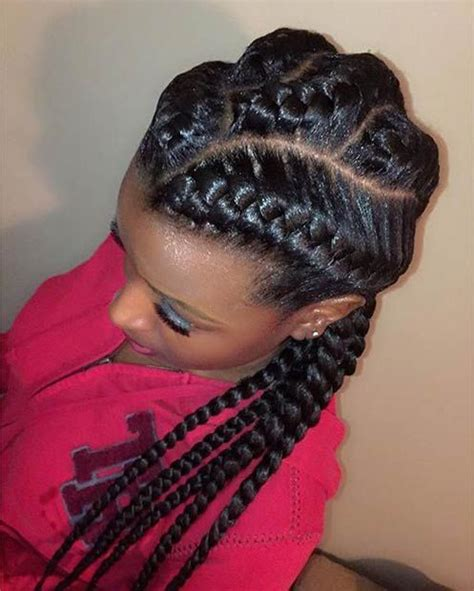 simple cornrow styles 31 goddess braids hairstyles for black women cornrows
