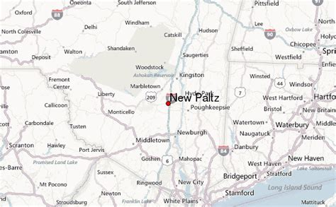 New Paltz Finder New Paltz Location Guide