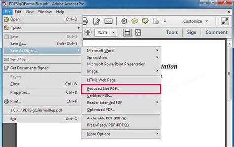 compress pdf adobe reader 9 can adobe acrobat convert pdf to word check the steps here