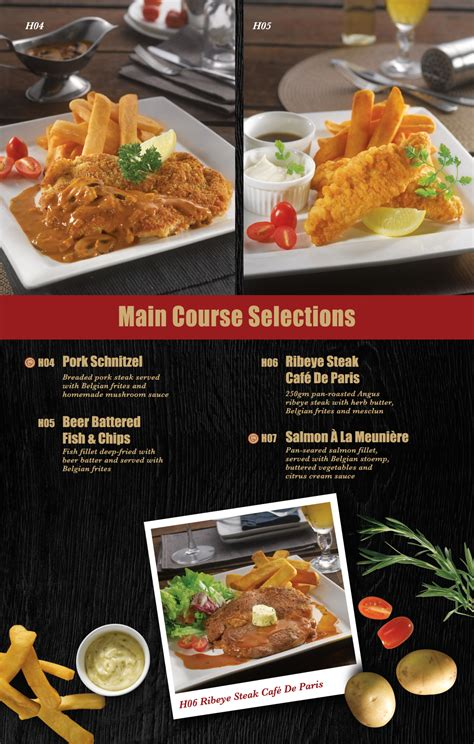 western course dishes western food belgian meals belgian cuisine restaurant