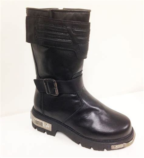 mens black motorcycle riding boots men s motorcycle boots black leather buckle zipper biker