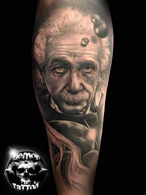 einstein tattoo einstein tattoos tattoos