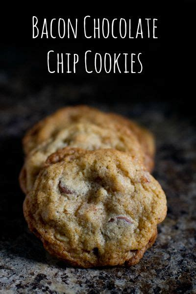 Would You Rather Eat Bacon Or Bacon Chocolate by Best 25 Bacon Chocolate Chip Cookies Ideas On