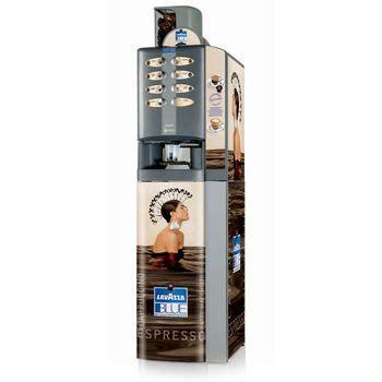 Lavazza Colibri Automatic Coffee Machine   Lavazza Necta Vending Machine