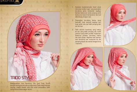gambar tutorial hijab lebaran 2015 tutorial hijab modern dan modis terbaru 2015