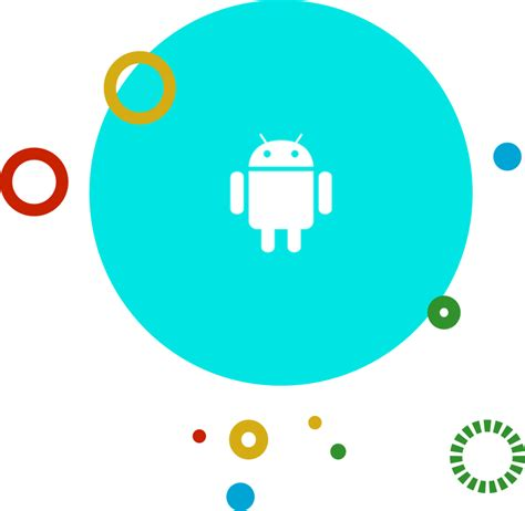 android layout logo second logo design android linzer cookie by gdevs on