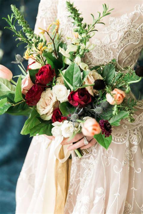 fall wedding flowers wedding bouquets