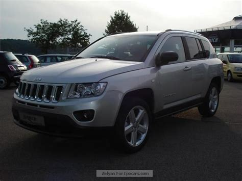 Jeep Compass 4x2 2012 Jeep Compass Limited 4x2 2 2l Crd 6mt 136hp Car