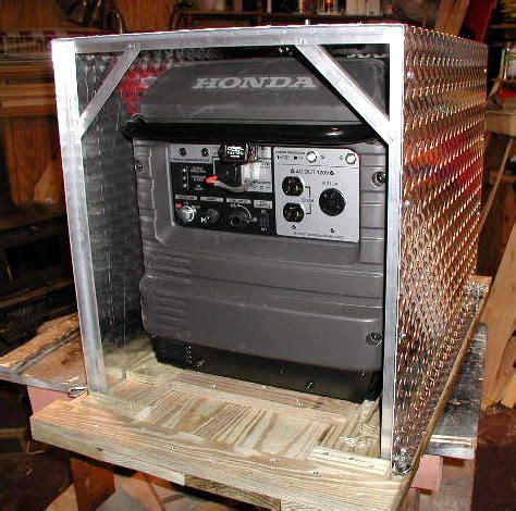 honda eui weather proof cover generator box