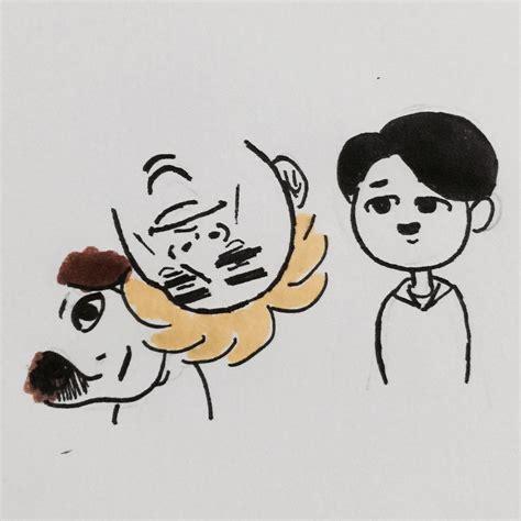 doodle bts bts doodles on quot bts https t co p3stxygjfu quot