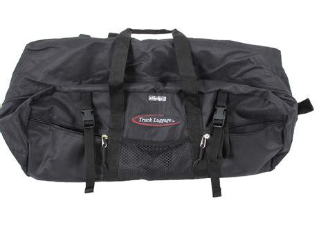truck bed bag truck luggage duffel bag 3 cu ft black truck luggage cargo bags tl 607
