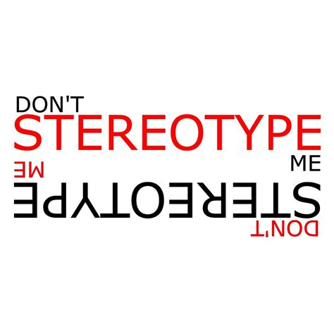 Dont In Me by Don T Stereotype Me