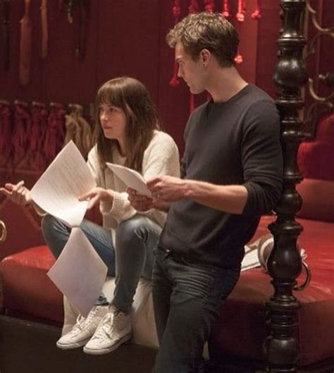 fifty shades darker film scenes new fiftyshades bts pictures trailer online scenes