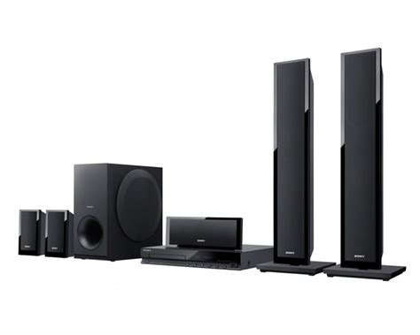 Home Theater Sony Tz150 sony home theater system 5 1ch dav tz150 elaraby