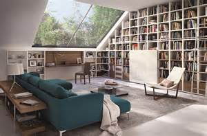 Attic Room Design Ideas - id 233 es de biblioth 232 ques originales pour les amoureux de lecture le blog d 233 co de made in meubles