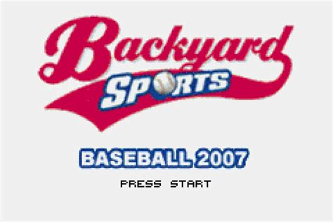 backyard baseball humongous entertainment play online humongous sports backyard baseball online 2017 2018