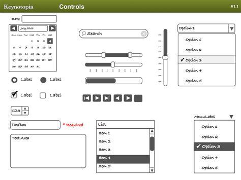 wireframe illustrator template keynotopia wireframing set free wireframing templates for