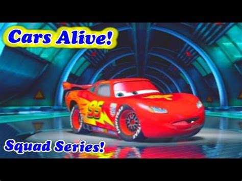 cars 2 game play lightning mcqueen squad series 01 youtube
