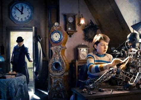 oscar film hugo academy award movie designs paris nouveau steunk