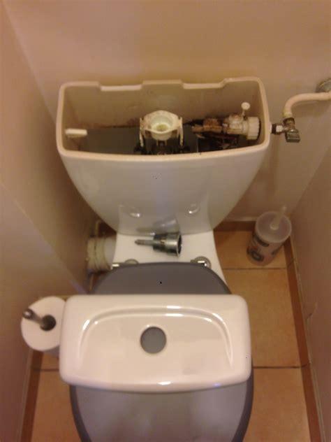 Toilette Avec Bidet Intégré by Distingu 233 Chasse D Eau Wc Renaa Conception