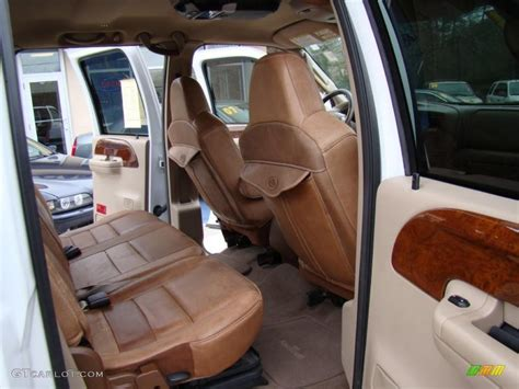how it works cars 2005 ford f350 interior lighting 2004 ford f350 super duty king ranch crew cab 4x4 dually interior color photos gtcarlot com