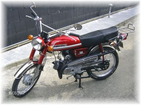 Suzuki Ac 50 Suzuki Ac 50 1977 From Alain Gyseling