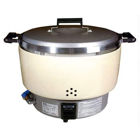 rinnai rice cookers gas buy now from gasproducts co uk
