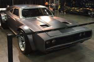vin diesel s charger gets jet power for fast 8