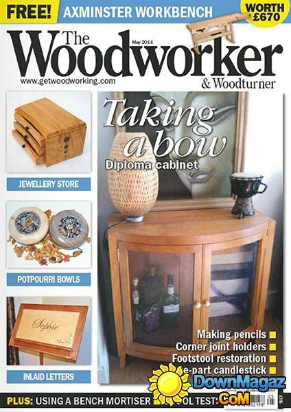 woodworking torrent the woodworker woodturner may 2014 torrent