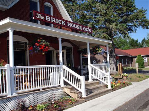 the brick house the brick house brick house caf 233