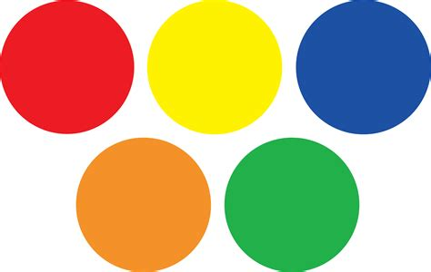 color circles according to this study you aren t in of your own