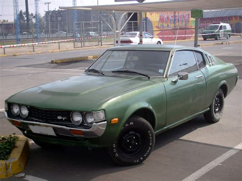 Toyota St Toyota Celica St 1600 Picture 13 Reviews News Specs