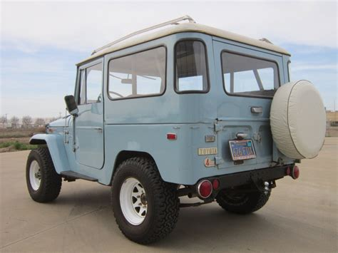 original land cruiser original toyota fj40 colors