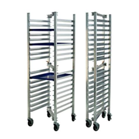New Age Storage Racks by New Age 98678 Collapsible Bun Pan Rack Etundra