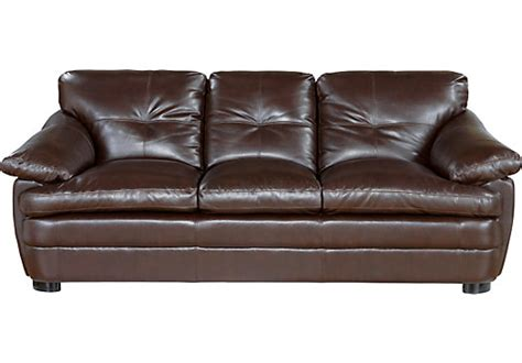 leather blend sofa rooms to go affordable home furniture store online
